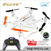 New arriaval AF956 2.4G 6AXIS Headless Mode SIRIUS RC Quadcopter with HD Camera RTF CF mode