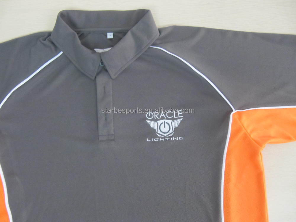 Design Your Own Company Dri Fit Polo Shirt With Logo