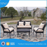 Popular Wicker dining table and chair RZ1887