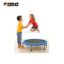 Square Mini Foldable Soft Fitness Trampoline