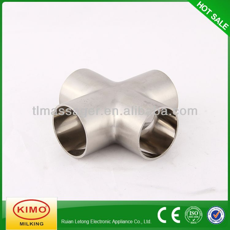 Best Quality Cross Joint Pipe Fitting
