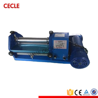 Manual glue spreading machine