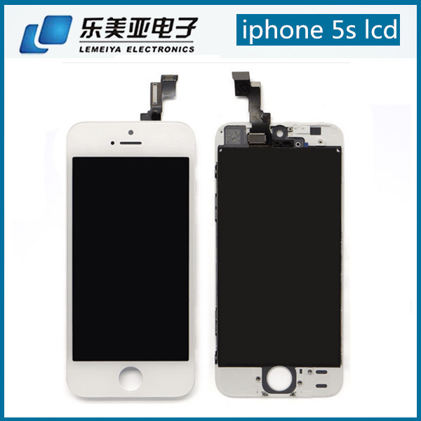 original phone replacement mobile phones lcd touch screen for iphone lcd 5s with sale