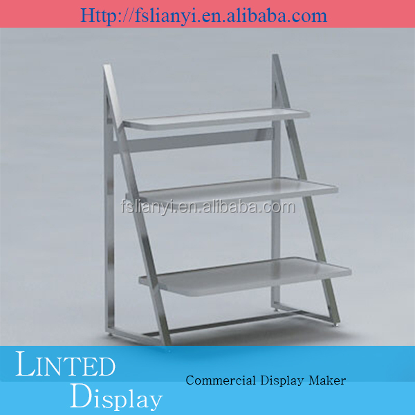 Commercial display stands for tiles