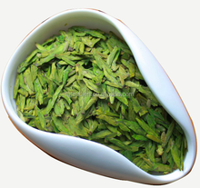 Best price wholesale Long jing loose leaf green tea