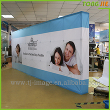 10ft Straight Pop Up Display Pop up Trade Show Equipment