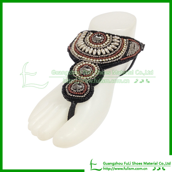 Classical Slipper Upper S168 For Ladies Shoes