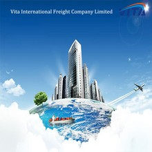 International shipping services sea freight air freight from Shenzhen to UK
