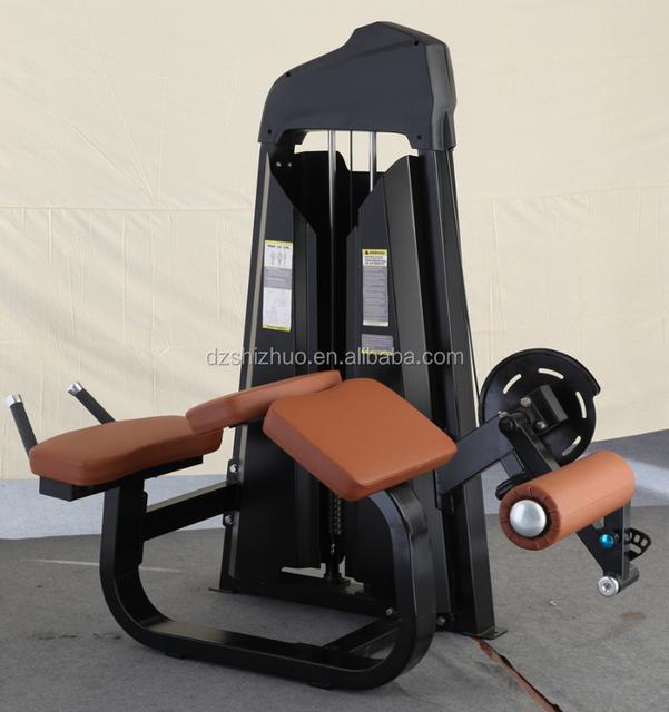 Good design precor fitness equipment Prone Leg Curl machine SN01 for body tech training