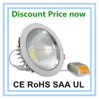 Good quality 4000k aluminium cut out 60mm recessed 5W cob led downlight ce rohs