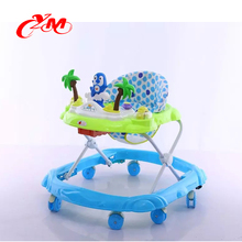 Top-selling Multi-function new model cheap baby walker/round baby walker china 8 wheels/kids walker