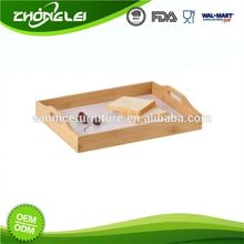 OEM Export Quality Super Price Serving Tray With Cover