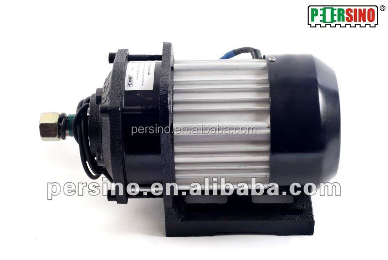 60v 1000w electric brushless dc geard motors