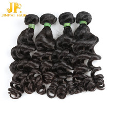 JP Hair European Virgin Remy Hair, Can You Bleach Indian Jazz Wave
