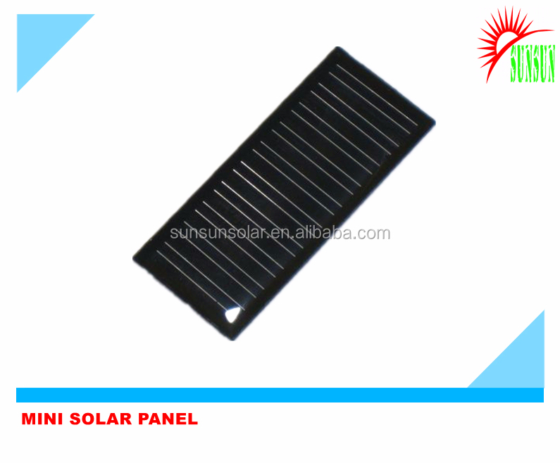 Solar LED light 5V 500mA mini solar panel