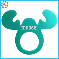 hot sale customized moose foam party hat for promotion events
