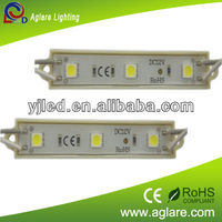 Colorful outdoor decorative lights DC12V led pcb modules lamp