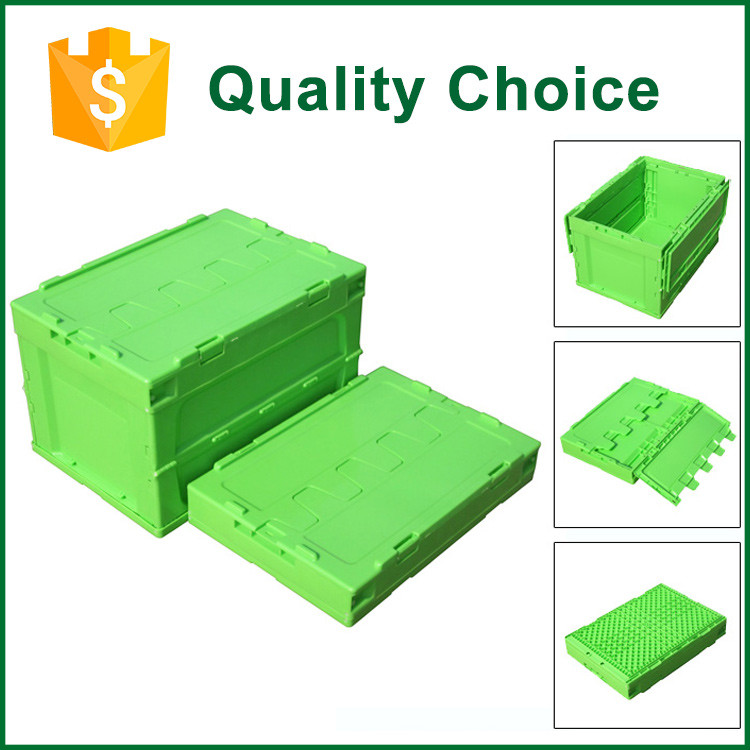 Shipping Fruit Collapsible Plastic Crates