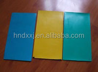 China manufacturer of rubber soling sheets for shoe