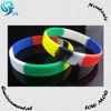 10 Years Experiences Promotional silicone ruler slap wristband
