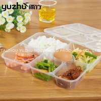 Hot Sale Best Quality Food Grade Disposable Plastic Container