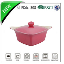 non-stick healthy large aluminum cooking pot