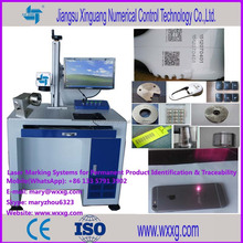 20W CNC Laser Marking machine for industries use cnc machine for mold making