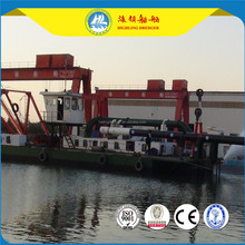 HL500 cutter suction dredger river dredging canal dredging equipment