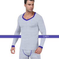 Wholesale Comfortable Modell Underwear Of Plus size Best Thermal Underwear In Men's Thermal Underwear Long Johns