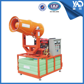 CE ISO Dust Odor Control Machine