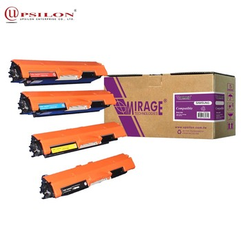 Stable Quality Remanufactured Toner Cartridge For HP CE741A-743A
