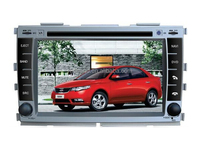 7Inch Car DVD Radio For KIA Forte With GPS Navigation A8 Chipset Dual Core 3G Wifi BT Radio Free Map