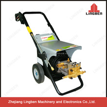 3.0 kw single phase motor 220V 140 bar ,2000 psi electric high pressure washer floor cleaning machine