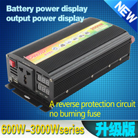 12VDC to 220VAC 2000w modified solar power inverter inverter
