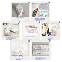 factory direct wholesale secret garden coloring graphic card gift card