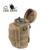 Military MOLLE Tactical Travel Water Bottle Pouch Carry Bag,Sport water bottle,molle water bottle pouch