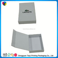 2014 high quality boxing paper belt gift box sale