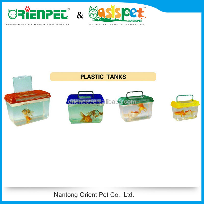 ORIENPET & OASISPET Plastic mini fish tank Ready stocks OPT29540 Pet products