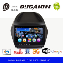 Hyundai IX35 2 din car radio system /Android 4.4.4 GPS navigation for Hyundai IX35/Hyundai IX35 multimedia CAR DVD player