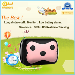 Personal GPS Tracker for Car/Pets/human tracking(Model: GPS-201)