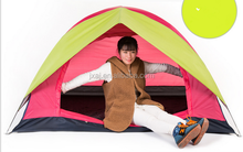 Outdoor camping tent Double double camping tourism supplies and equipment