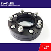 toyota tundra 25mm 5x150 car aluminum alloy wheel spacer adapter
