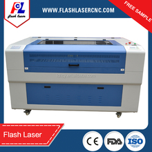 100W autofocus electric Co2 laser wood engraver cutter with CE/FDA