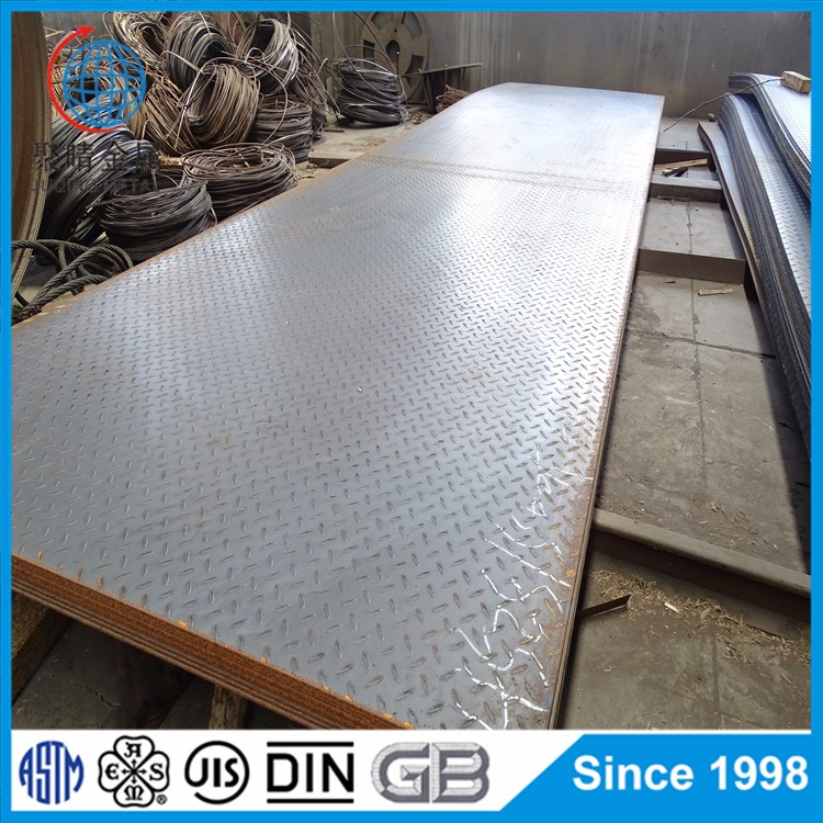 SS400 checkered plate tear drop for sale
