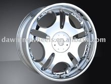 chrome alloy wheels for SUV Model 434 - Dawning Motor sport