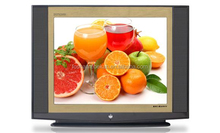 Rebekah 14 inch CRT TV in best price / used CRT TV /color TV/ Television/ V9