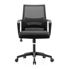 Comfortable fabric seat office computer desk mesh chair