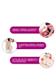 Cheaper Good Quality Sex Product, Sex Massager, Female Vibrator(C-804)