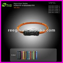 Sports Energy Wristband Negative Ion Bracelet
