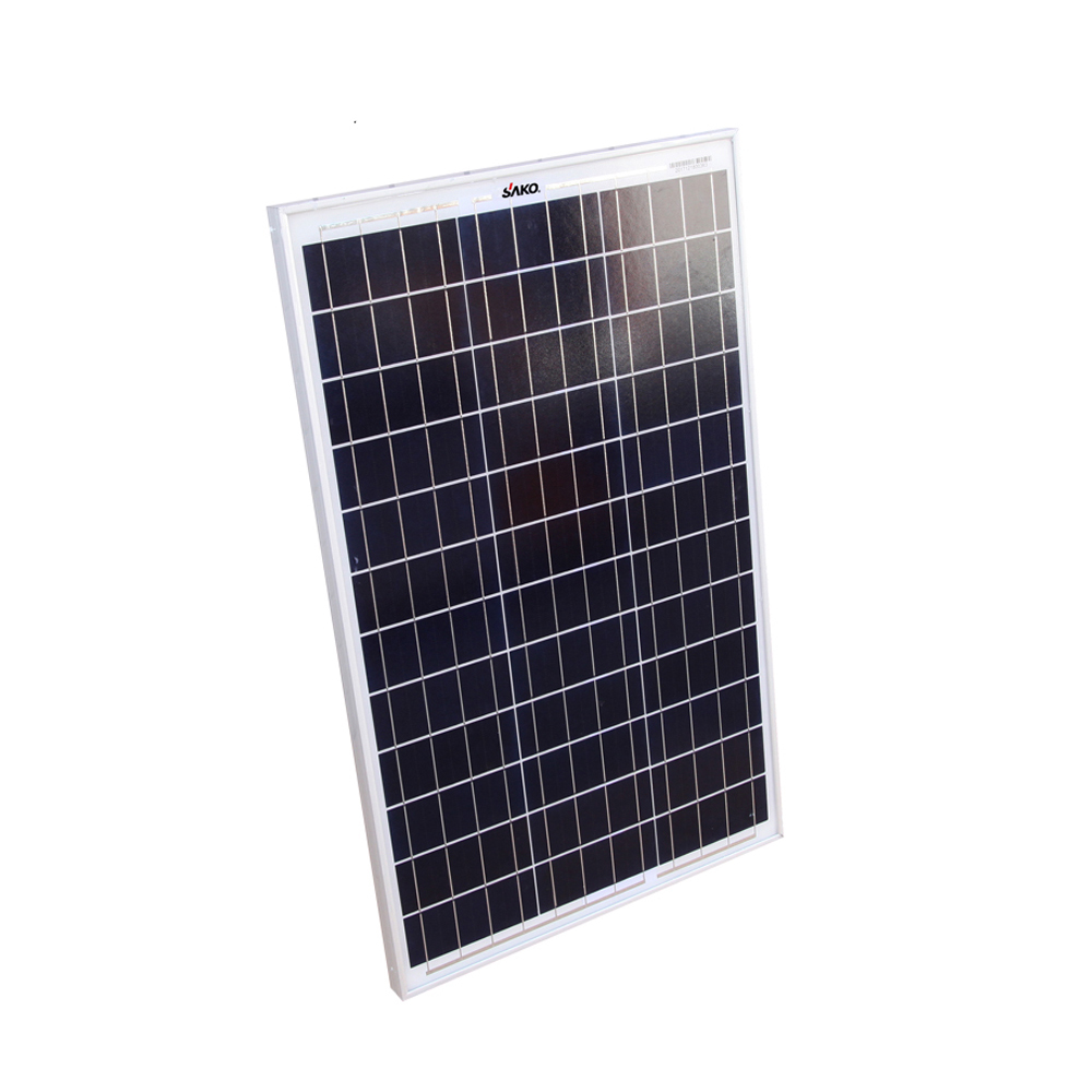 25 years warranty 50W / 18V Polycrystalline Solar Panel <strong>Module</strong>